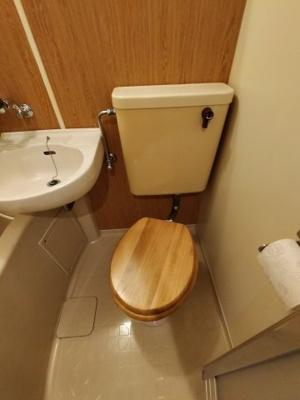 【トイレ】ブエナビスタ瓢箪山