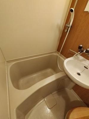 【浴室】ブエナビスタ瓢箪山