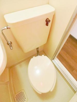 バストイレ同室