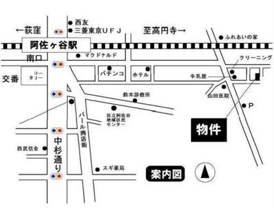ライフピアフォーチュンの地図☆