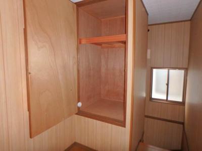 【収納】南久米乃万借家(2階建て)・
