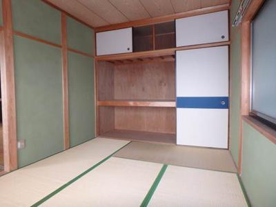 【内装】南久米乃万借家(2階建て)・