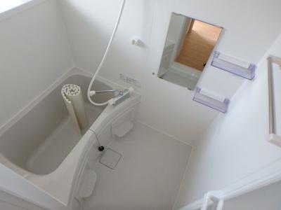【浴室】八束マンション・