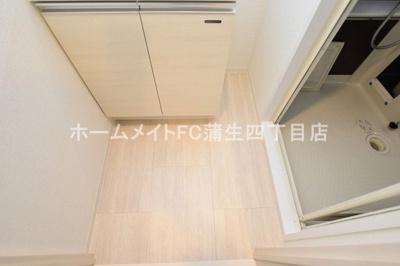 【洗面所】アドバンス大阪城シュアーヴ