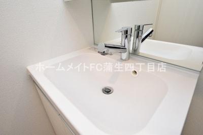 【独立洗面台】アドバンス大阪城シュアーヴ