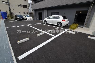 【駐車場】アドバンス大阪城シュアーヴ