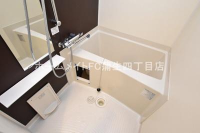 【浴室】アドバンス大阪城シュアーヴ