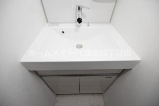 【独立洗面台】ラ・フォルム天満橋EAST