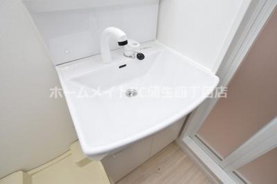 【独立洗面台】ドゥエリング大阪城北