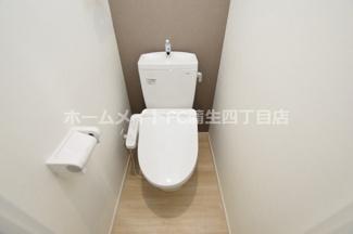 【トイレ】ドゥエリング大阪城北