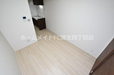 【居間・リビング】ドゥエリング大阪城北