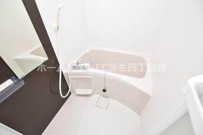 【浴室】ドゥエリング大阪城北