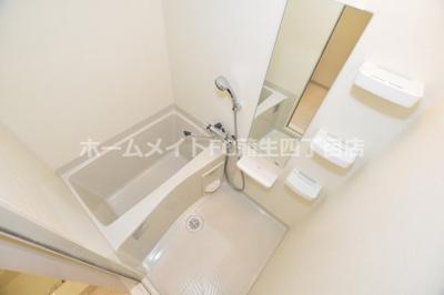 【浴室】プレサンス玉造駅前