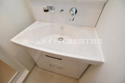 【独立洗面台】プレジオ城東中央