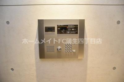【セキュリティ】S-RESIDENCE緑橋駅前