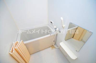 【浴室】メゾンバイタルA棟