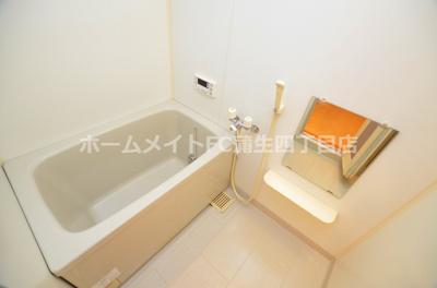 【浴室】メゾンバイタルC棟