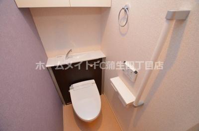 【トイレ】コージーコート