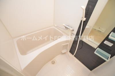 【浴室】パークヒルズ玉造カルミア