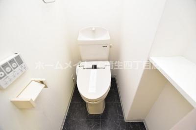 【トイレ】パークヒルズ玉造アジェラート