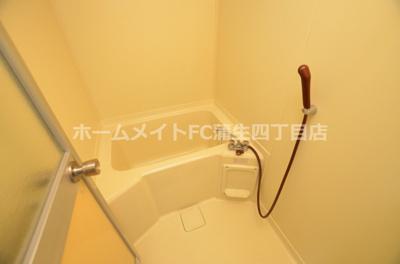 【浴室】マンション清寿苑