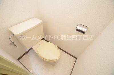 【トイレ】マンション清寿苑