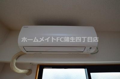 【設備】Mプラザ蒲生四駅前
