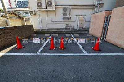 【駐車場】Mプラザ蒲生四駅前