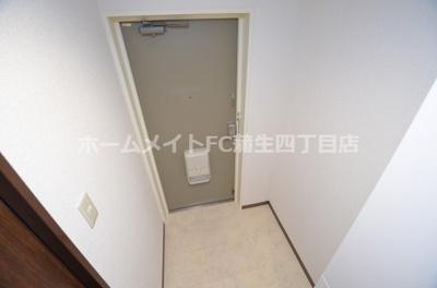 【玄関】グランピア中央