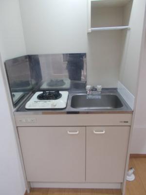 フェリスヴィガ-の使いやすいキッチンです