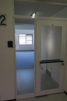 モーリンビル 玄関内ドア