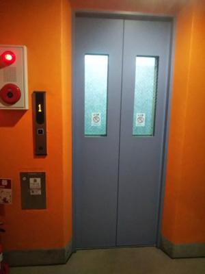 金太郎ヒルズ30のエレベータ