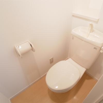 金太郎ヒルズ30のトイレ