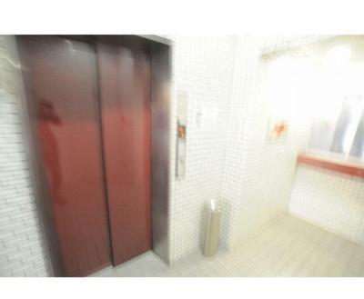 マンションメナハウス エレベーター