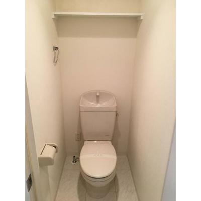 セレ本千葉のトイレ