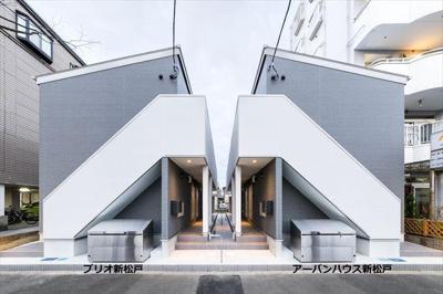 【エントランス】アーバンハウス新松戸