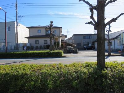 【展望】坂戸市にっさい花みず木売地