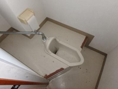 【トイレ】徳和マンション・