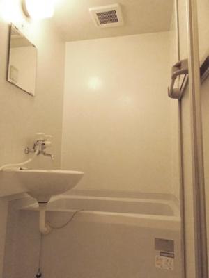 【浴室】レオパレスエスパシオ21B