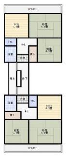《11.52%!》高知市竹島町一棟マンション