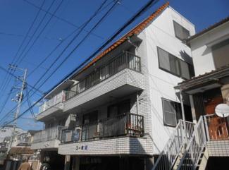 【外観】《11.52%!》高知市竹島町一棟マンション