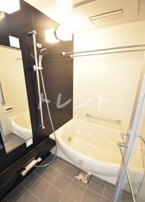【浴室】パークアクシス御成門