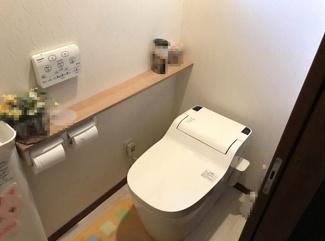 【トイレ】川西市加茂1丁目16の12の6 中古一戸建て
