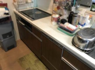 【キッチン】川西市加茂1丁目16の12の6 中古一戸建て