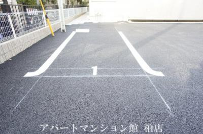 【駐車場】オーク大島田B