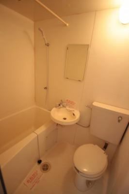【浴室】プリメール山田