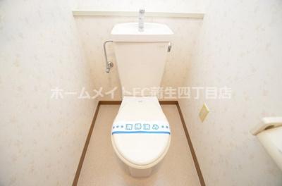 【トイレ】リッツプラザ城東
