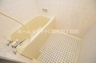 【浴室】リッツプラザ城東