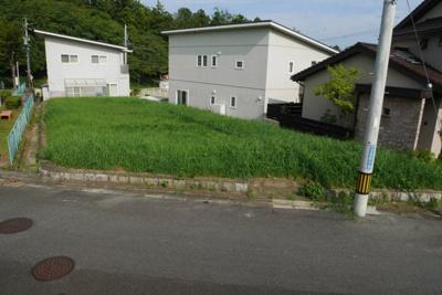 【外観】松本四丁目 売地
