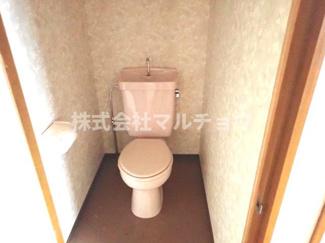 【トイレ】メゾンサンテ